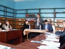 DISCUȚII PUBLICE PRIVIND PROMOVAREA INTEGRĂRII EUROPENE A REPUBLICII MOLDOVA ÎN SATUL DUȘMANI RAIONUL GLODENI